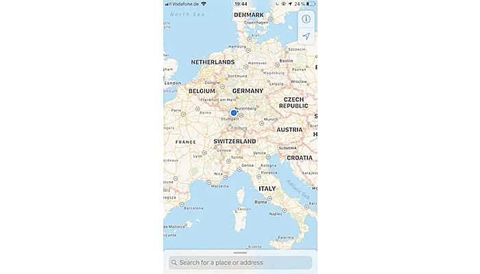 precise global Maps