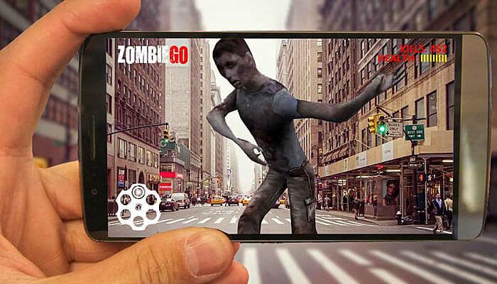 Zombies Go