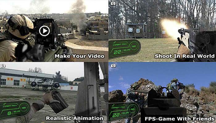 Real Strike 3D AR FPS