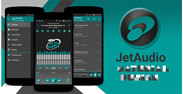 JetAudio HD player