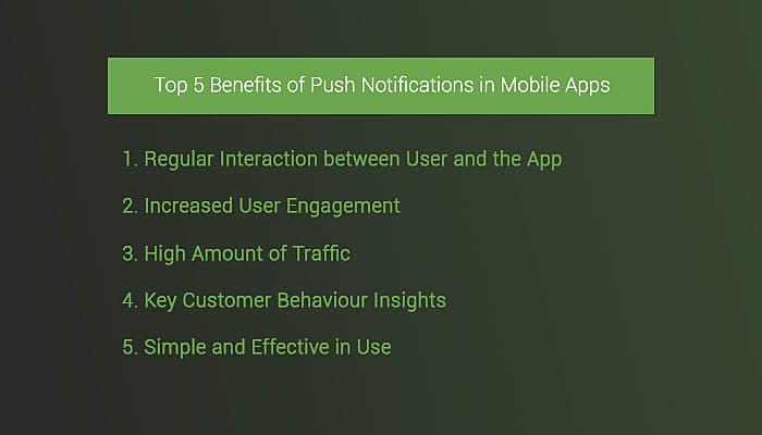 push benefits