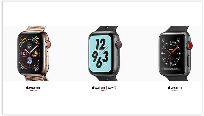 Apple Watch Series 4 Model