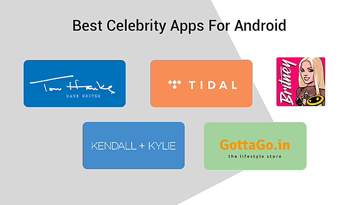 Best Celebrity Apps for iOS and Android