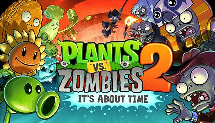 plant vs zombies2