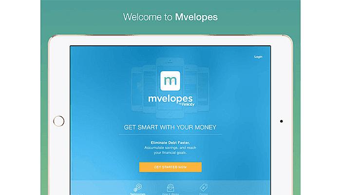 Mvelopes Money Saving App