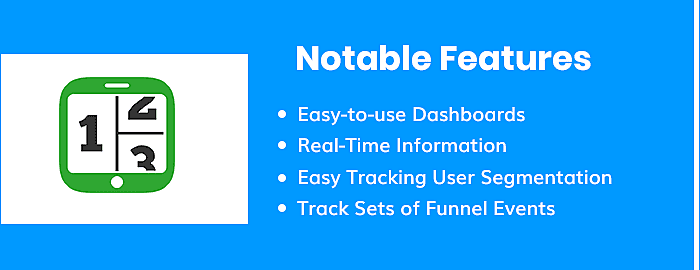 Countly Analytics Tools