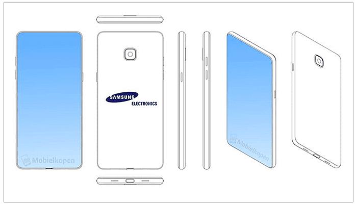 Samsung Galaxy S10 Screen