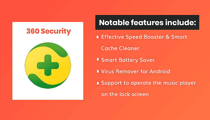 360 Security - Productivity App