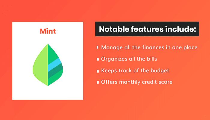 Mint - Productivity App