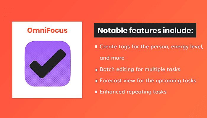 OmniFocus - Productivity App