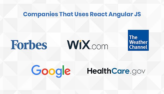 Companies That Uses Angular JS