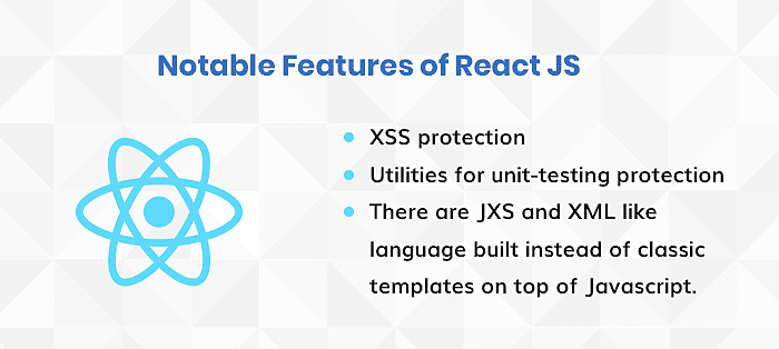 Notable Features of React
