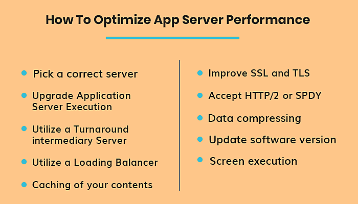 How To Optimize App Server Performance