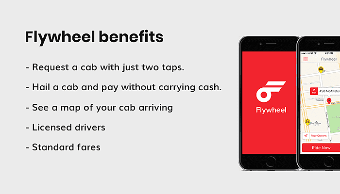 Flywheel benefits