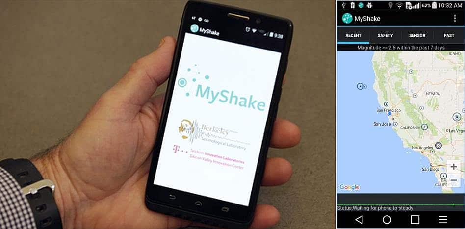 MyShake | MobileAppDaily.com