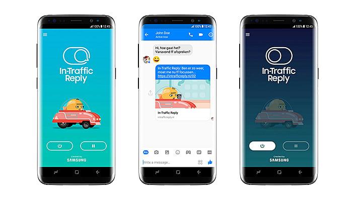 Samsung Traffic App