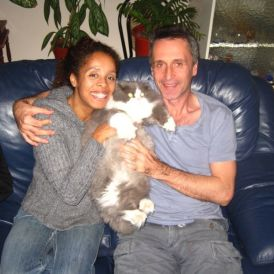 Pawel and Raquel
