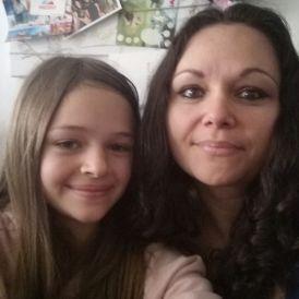 Maya and Ivana