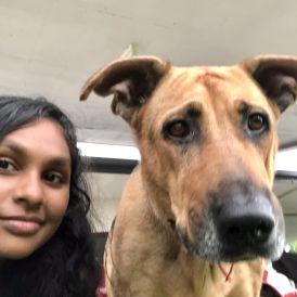 Priya and Anna