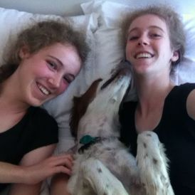 Helen & Madeleine