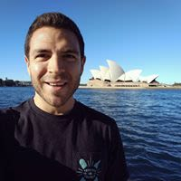 Nick F - Profile for Pet Hosting in Australia