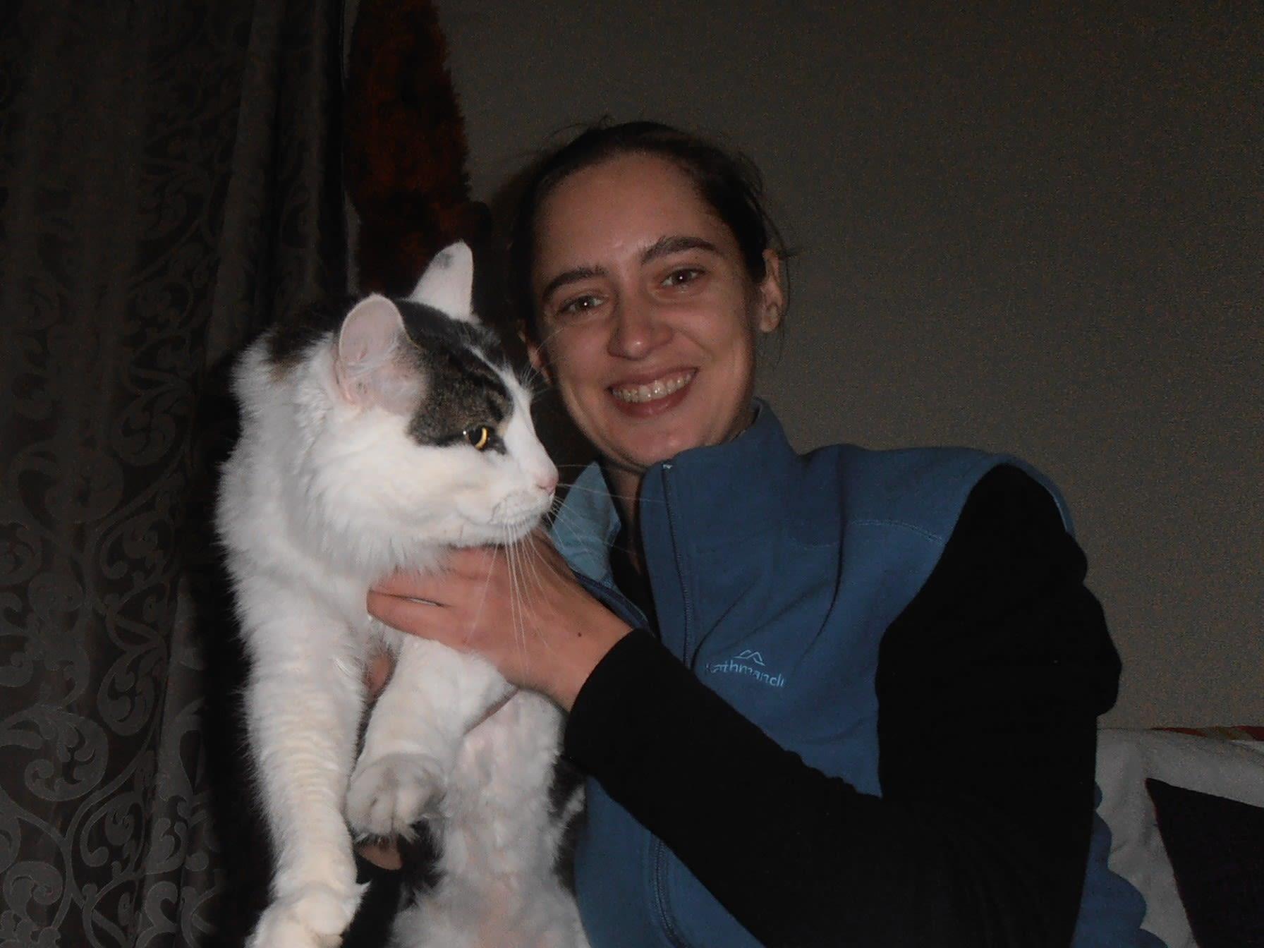 Vet Nurse Cat Sitter