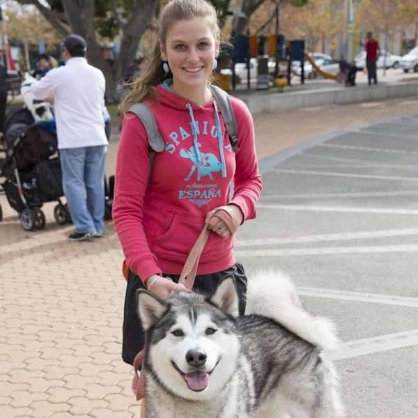 Animal loving veterinary student sydney
