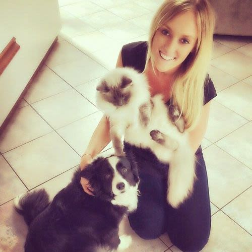 Reliable and Professional Pet Sitter