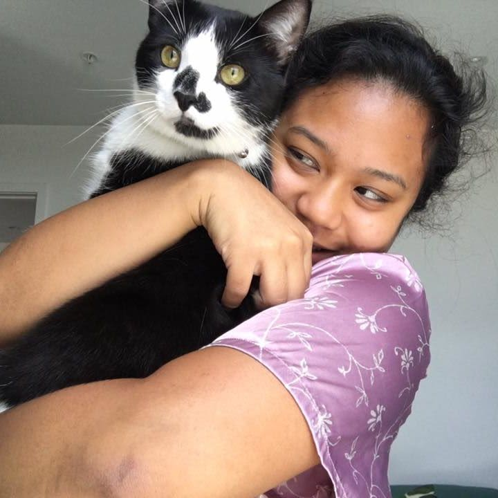 Proud Cat Mama