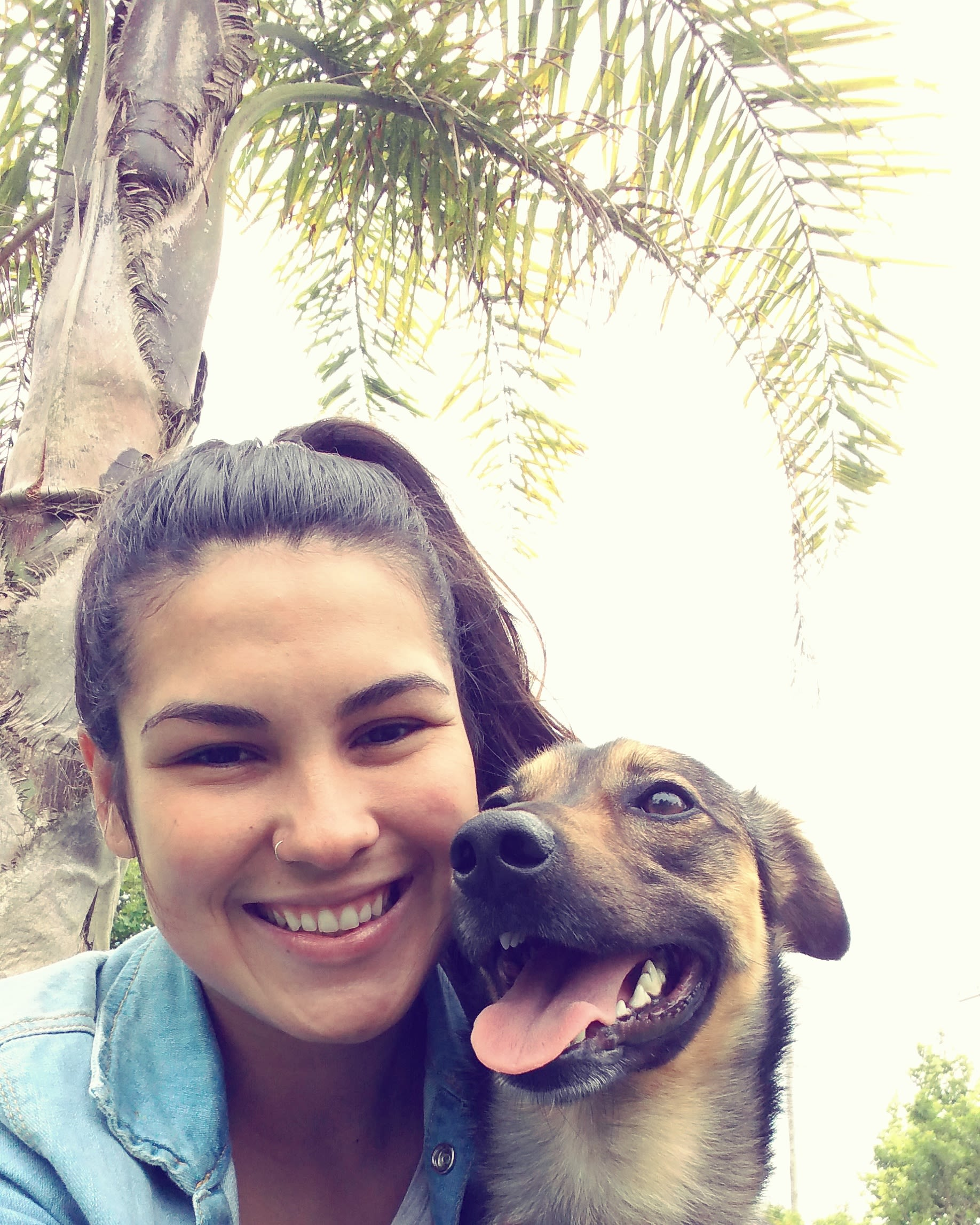 In love with dogs!