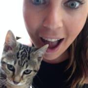 Pet loving couple in St Kilda East