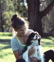 Loving and compassionate animal lover