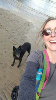 Dog walker with animal physiotherapy, dog walking and vet nurse experience living in Northbridge.
