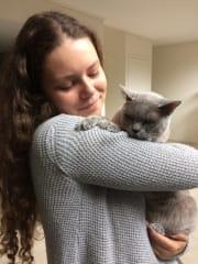 Young, Enthusiastic Pet Lover - Labrador