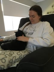 Reliable and passionate pet sitter