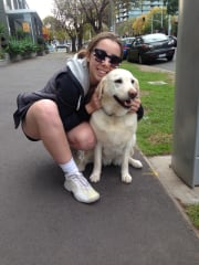 I love going for runs and walks with dogs! I am 17 but responsible and am a smart walker at getting dogs to be obedient.
