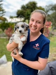 Providing care only a Veterinary Nurse can!
