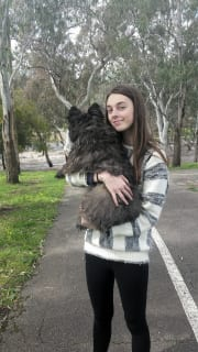 Caring pet sitter in Athelstone