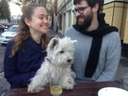 Dog-Loving Couple Located next to St Kilda Botanical Gardens