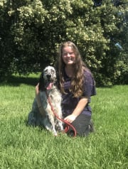 Knowledgeable, experienced and devoted animal lover!