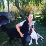 Experienced, fun loving, animal-crazy petsitter :)