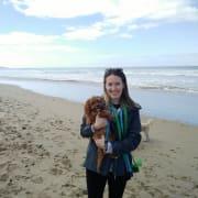 Loving pet owner in Balwyn
