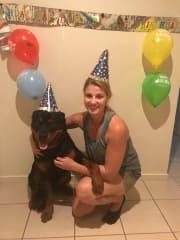 Pet loving family in North Brisbane