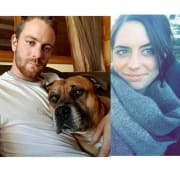 Dog-lovers-couple looking for a friend