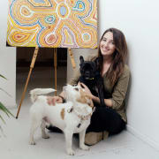 Pet Sitter for hire, lover of all creatures. Fitzroy, Melbourne.