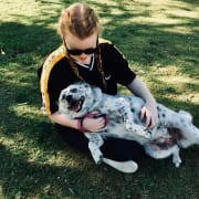 Pawesome dog walker in the Northern Suburbs!
