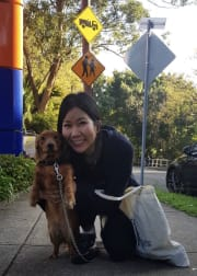 A full-time pet sitter (innerwest and surrounds)