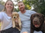 Loving Dog walker and pet sitter