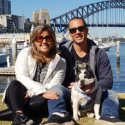 Inner west pet lover family