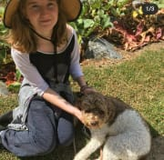 Experienced and passionate pet sitter